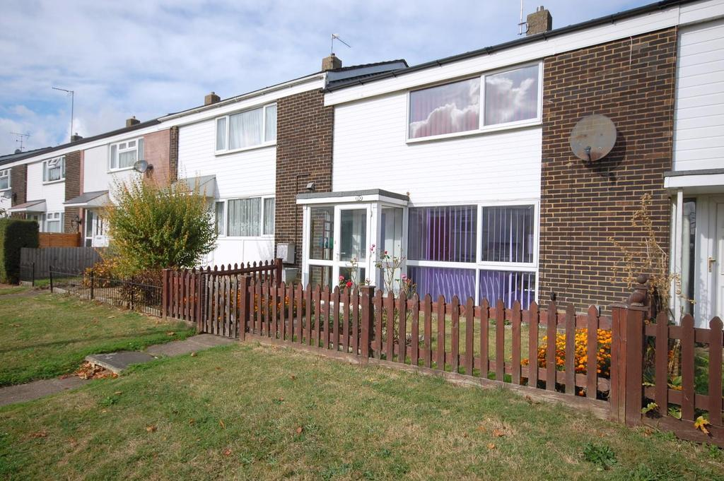 2 Bedrooms Terraced House for sale in Archer Road, Stevenage