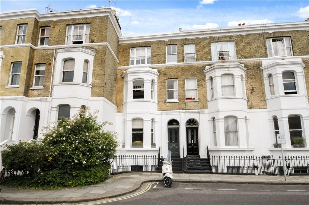 5 Bedrooms Terraced House for sale in Westcroft Square, London, W6