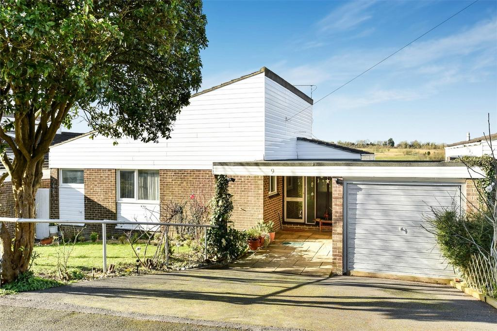 3 Bedrooms Detached Bungalow for sale in Oliver's Battery, Winchester, Hampshire