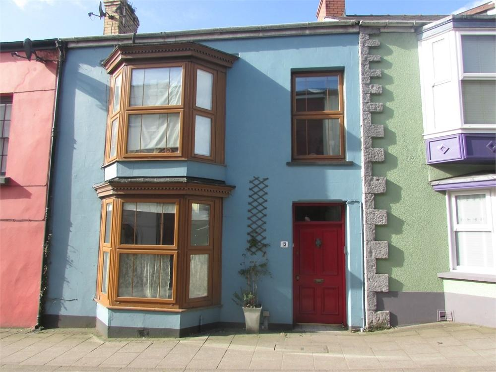 3 Bedrooms Terraced House for sale in 13 Market Street, NARBERTH, Pembrokeshire