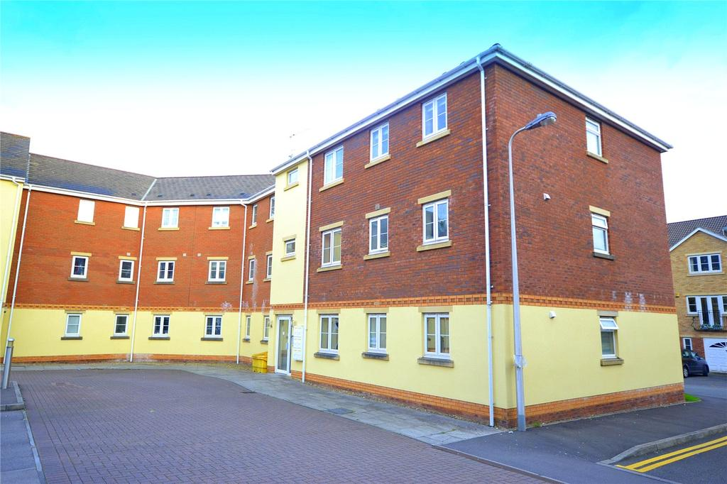 2 Bedrooms Apartment Flat for sale in Rowsby Court, Pontprennau, Cardiff, CF23