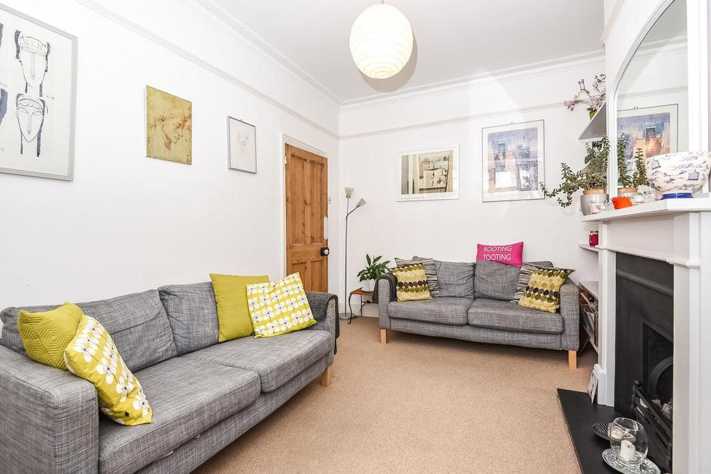 3 Bedrooms Terraced House for sale in Ascot Road, Tooting, SW17