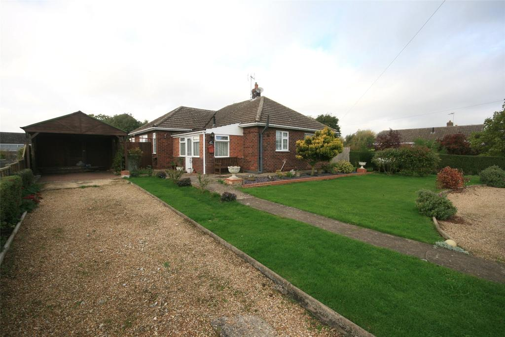 3 Bedrooms Detached Bungalow for sale in Cul De Sac, Stickford, PE22