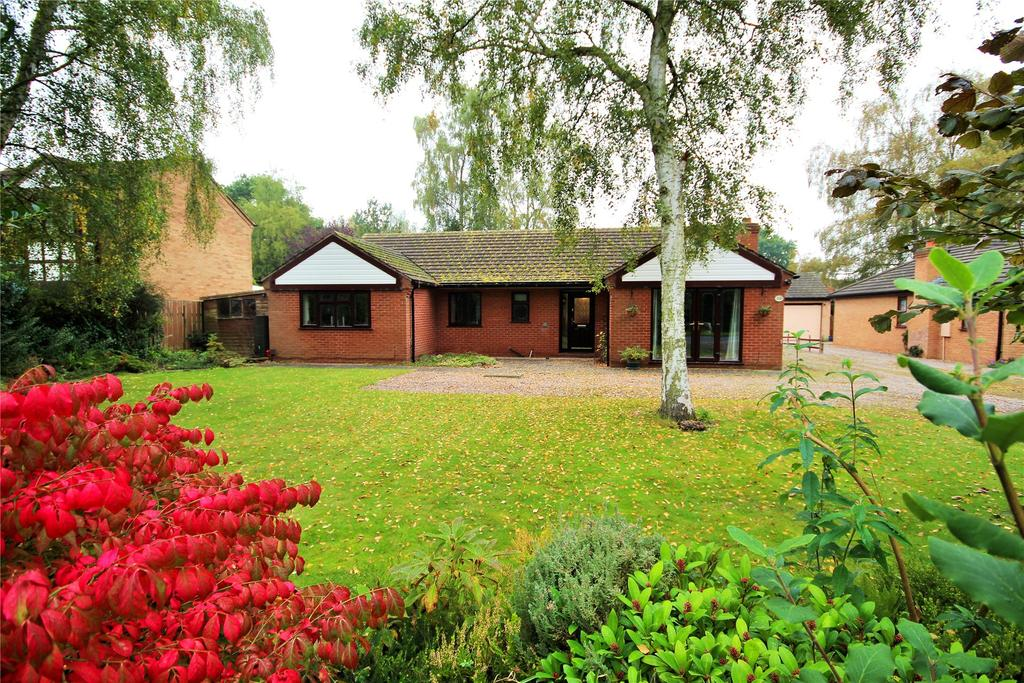 4 Bedrooms Detached Bungalow for sale in Fulmar Road, Lincoln, LN6