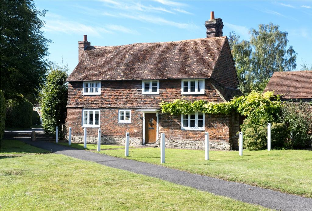 3 Bedrooms Detached House for sale in The Green, Otford, Sevenoaks, Kent, TN14