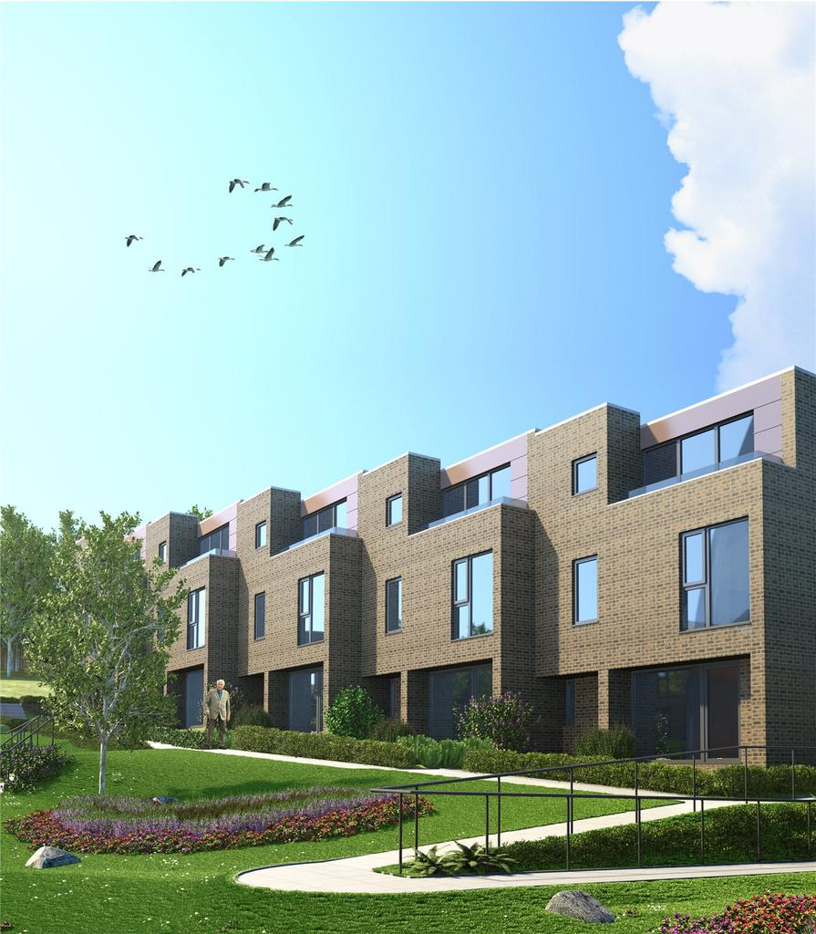 4 Bedrooms Mews House for sale in Arbor Vale, Dinas Powys, South Glamorgan, CF64
