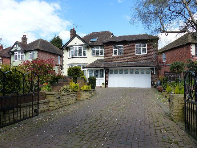 5 Bedrooms Detached House for sale in Stoney Lane,Bloxwich,Walsall