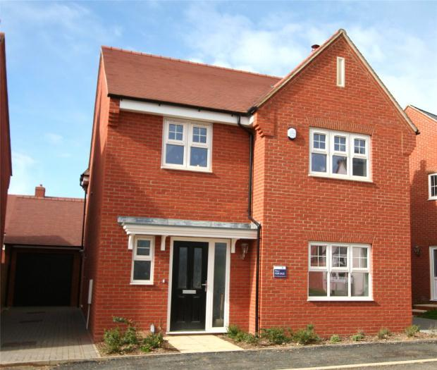 4 Bedrooms Detached House for sale in Moreton Park, Moreton Road, Buckingham, Buckinghamshire
