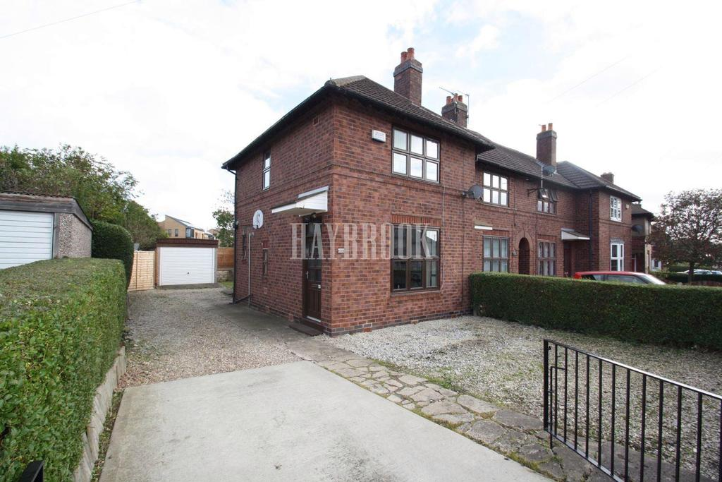 2 Bedrooms End Of Terrace House for sale in Arbourthorne Road, Arbourthorne, S2