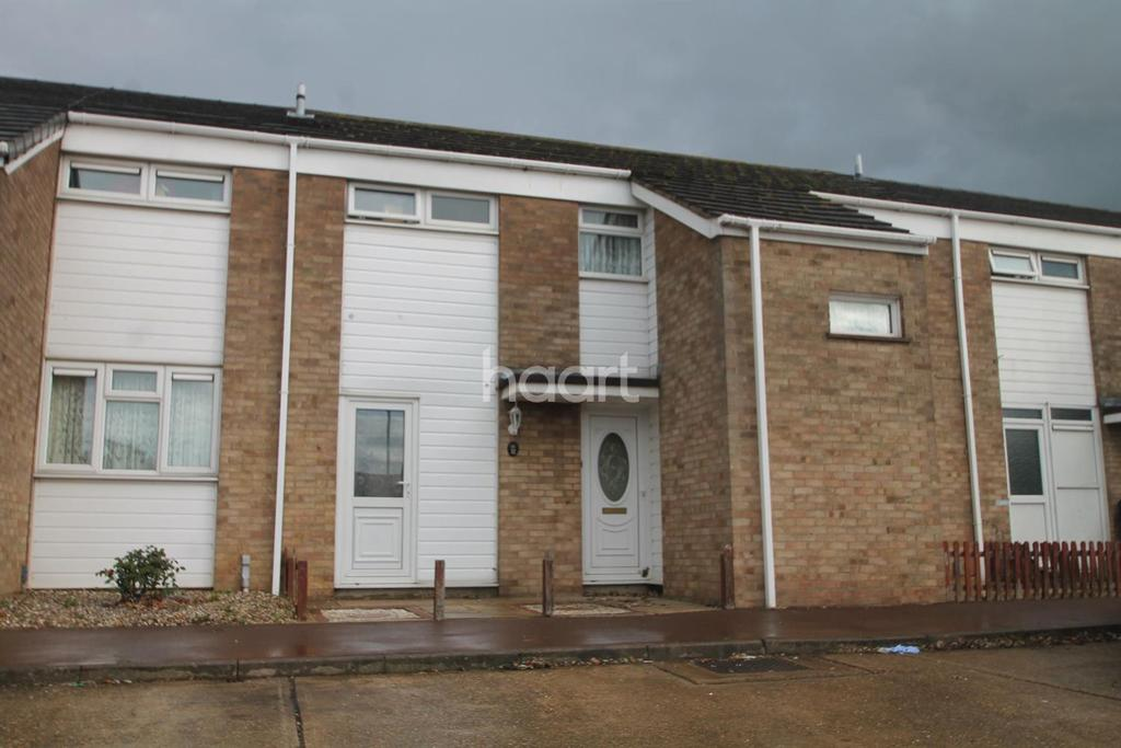 3 Bedrooms Terraced House for sale in Eagle Way, Shoeburyness