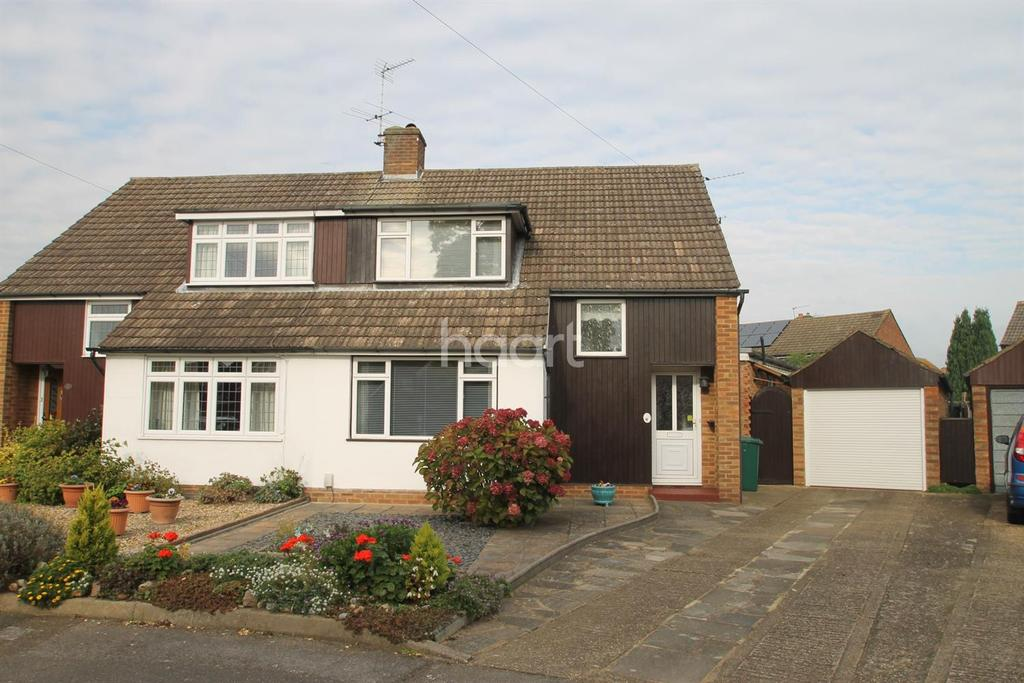3 Bedrooms Semi Detached House for sale in St Andrews Close