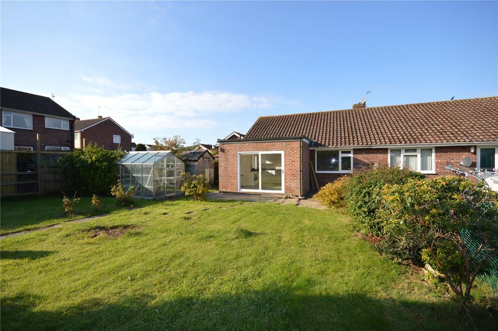 2 Bedrooms Bungalow for sale in Thornton Road, Yeovil, Somerset, BA21