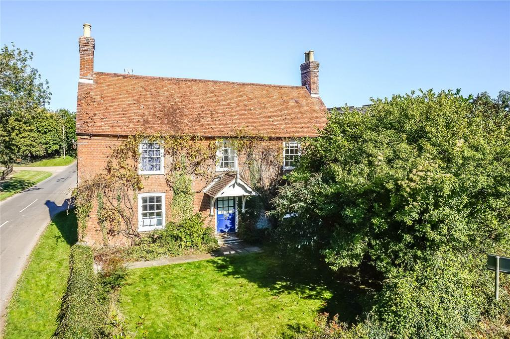 5 Bedrooms Detached House for sale in Standon Main Road, Hursley, Winchester, Hampshire