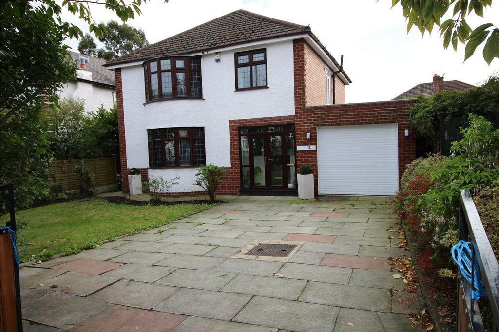 4 Bedrooms Detached House for sale in Honeys Green Lane, Liverpool, Merseyside, L12
