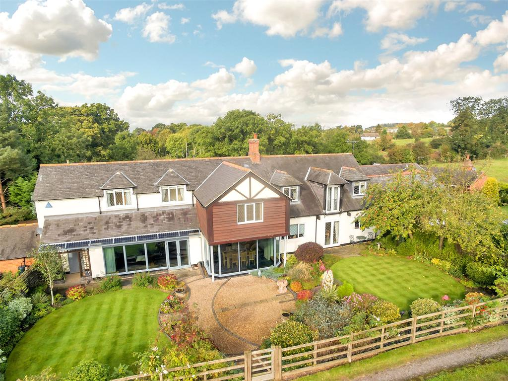 5 Bedrooms Unique Property for sale in Folville Street, Ashby Folville, Melton Mowbray