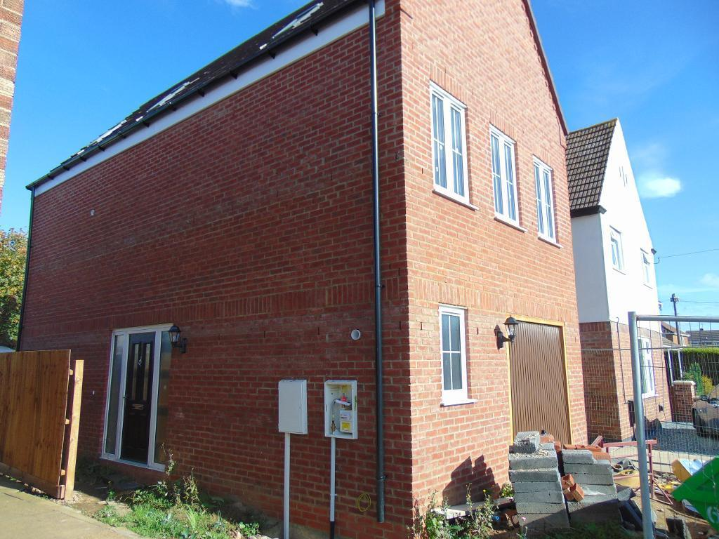 3 Bedrooms Detached House for sale in Pilgrim Road, Boston, Lincolnshire, PE21 6JW