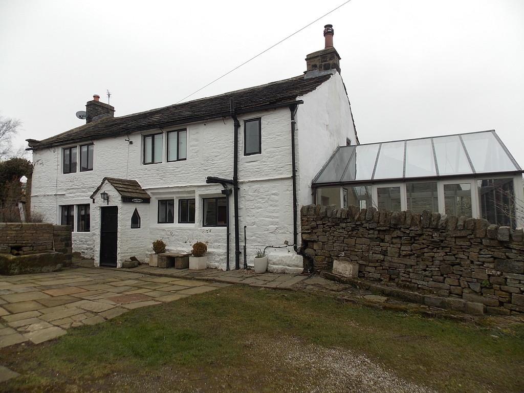 4 Bedrooms Detached House for sale in Ryecroft, Harden, Bingley