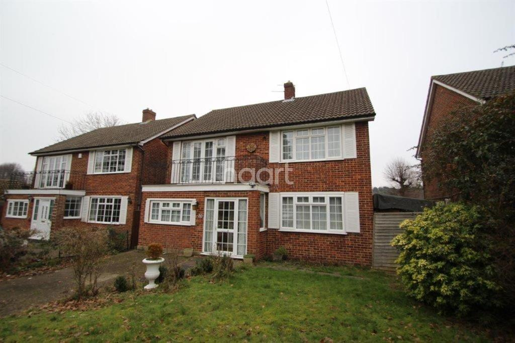 4 Bedrooms Detached House for sale in Orchard Rise, Croydon, CR0