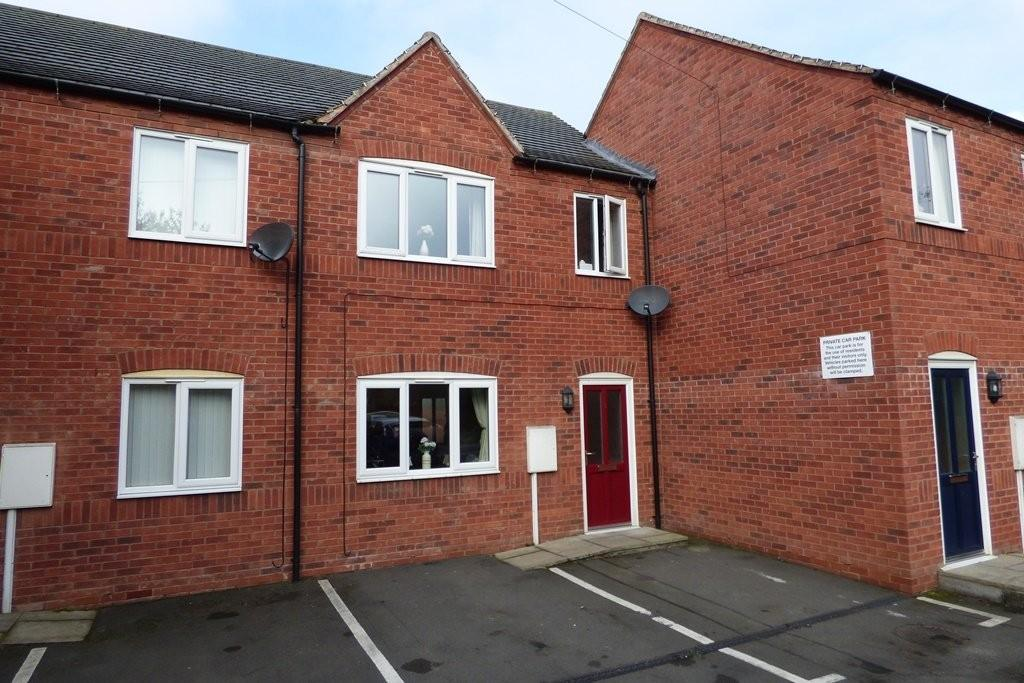 2 Bedrooms Town House for sale in John Street, Newhall, Swadlincote