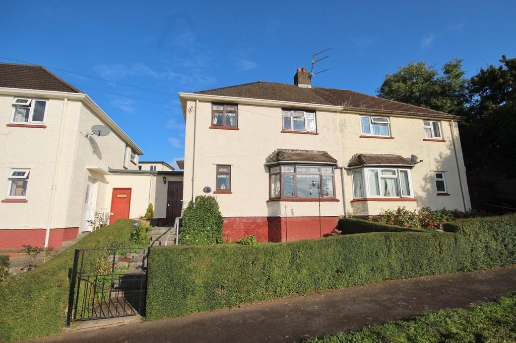 3 Bedrooms Semi Detached House for sale in Heol Danyrodyn, Pentyrch, Cardiff