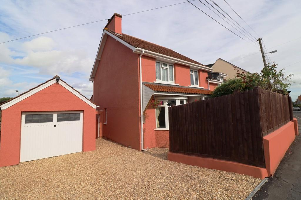 4 Bedrooms Detached House for sale in Middle Leigh, Street