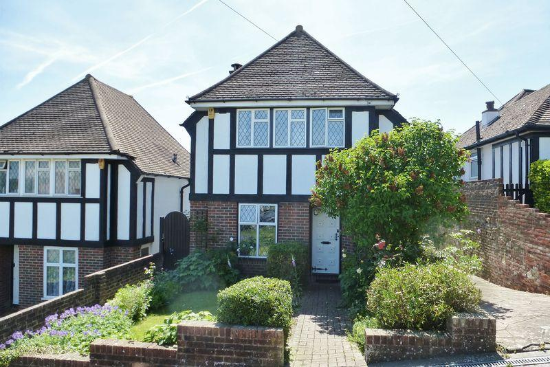 3 Bedrooms Detached House for sale in Copse Hill, Westdene, Brighton, East Sussex,