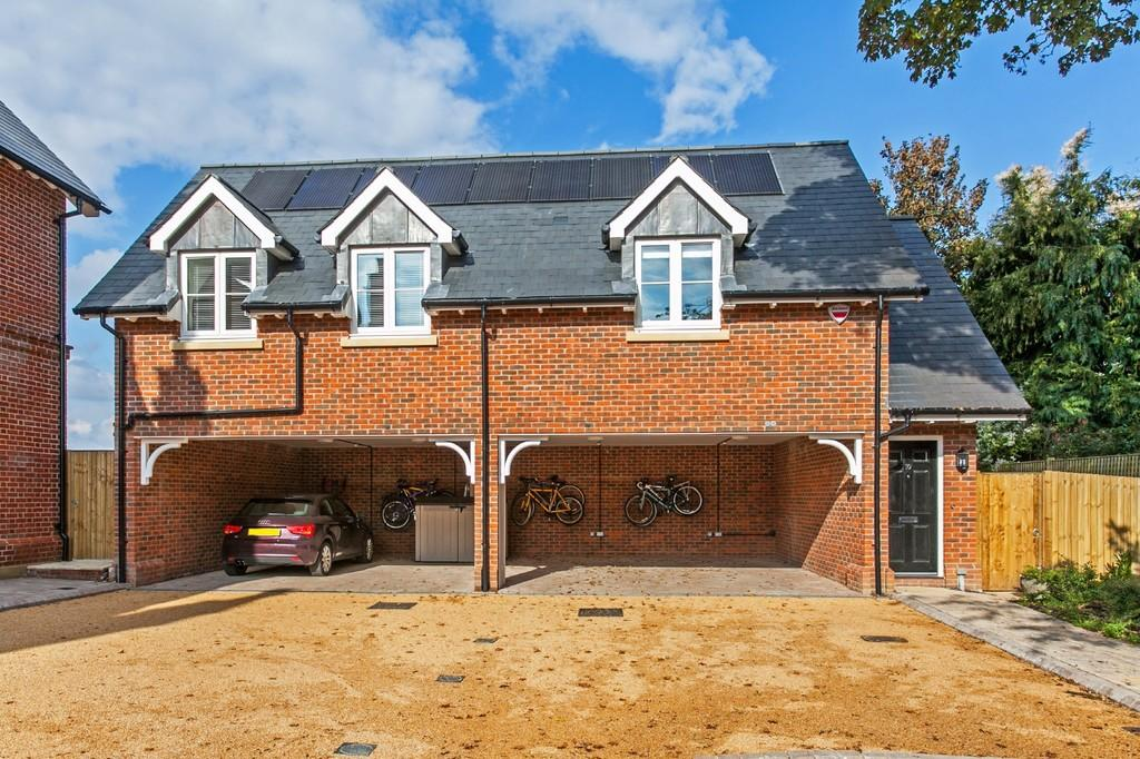 1 Bedroom Apartment Flat for sale in Park Road, Winchester, SO23