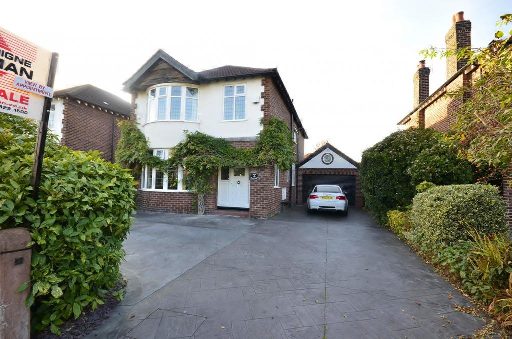 4 Bedrooms Detached House for sale in South Meade, Timperley, Altrincham