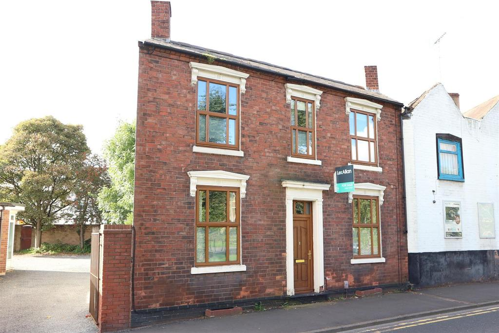 3 Bedrooms Semi Detached House for sale in Bridgnorth Road, Wollaston, Stourbridge