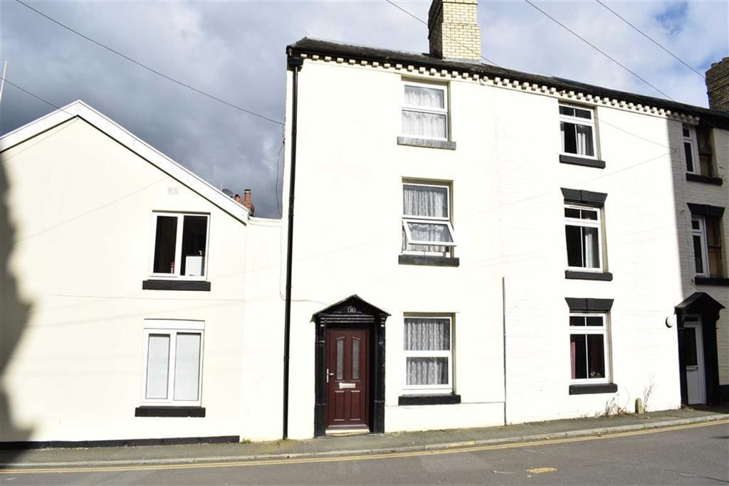 2 Bedrooms Terraced House for sale in 18, Old Kerry Road, Newtown, Powys, SY16