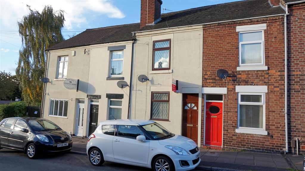 3 Bedrooms Terraced House for sale in Flash Lane, Trent Vale, Stoke-On-Trent