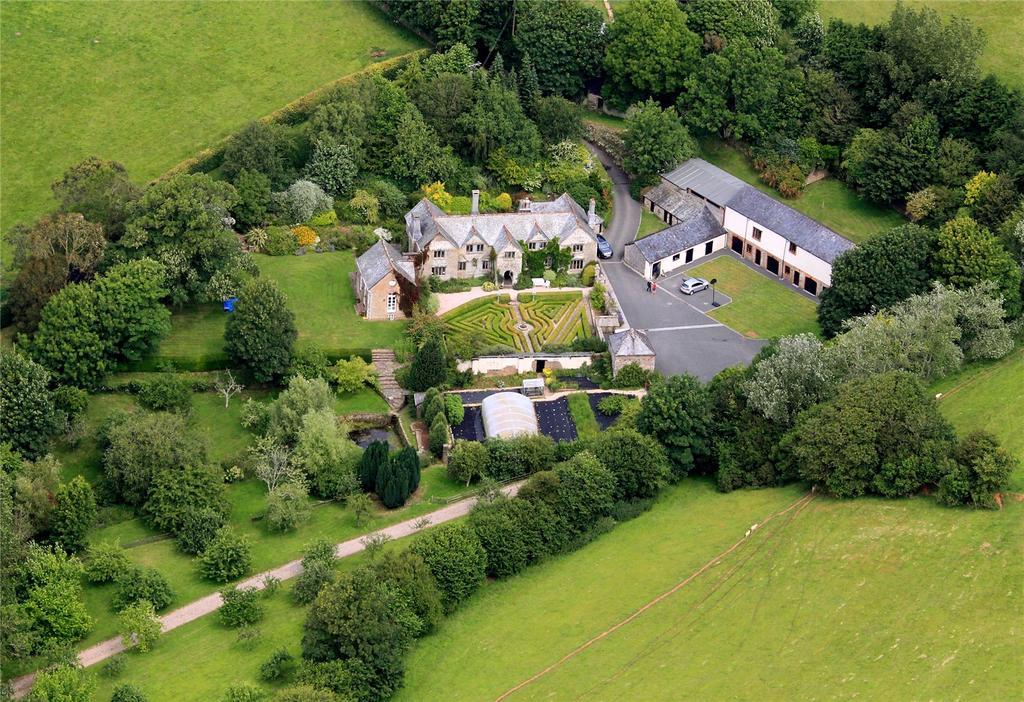 7 Bedrooms Detached House for sale in Ranscombe Manor, Kingsbridge, Devon, TQ7