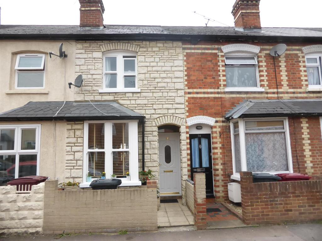 2 Bedrooms Terraced House for sale in Elm Park Road, Reading