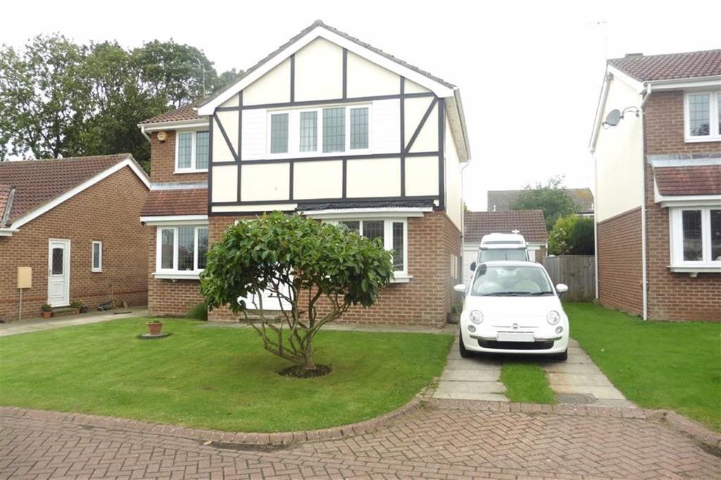 4 Bedrooms Detached House for sale in Redwood Way, Bridlington, East Yorkshire