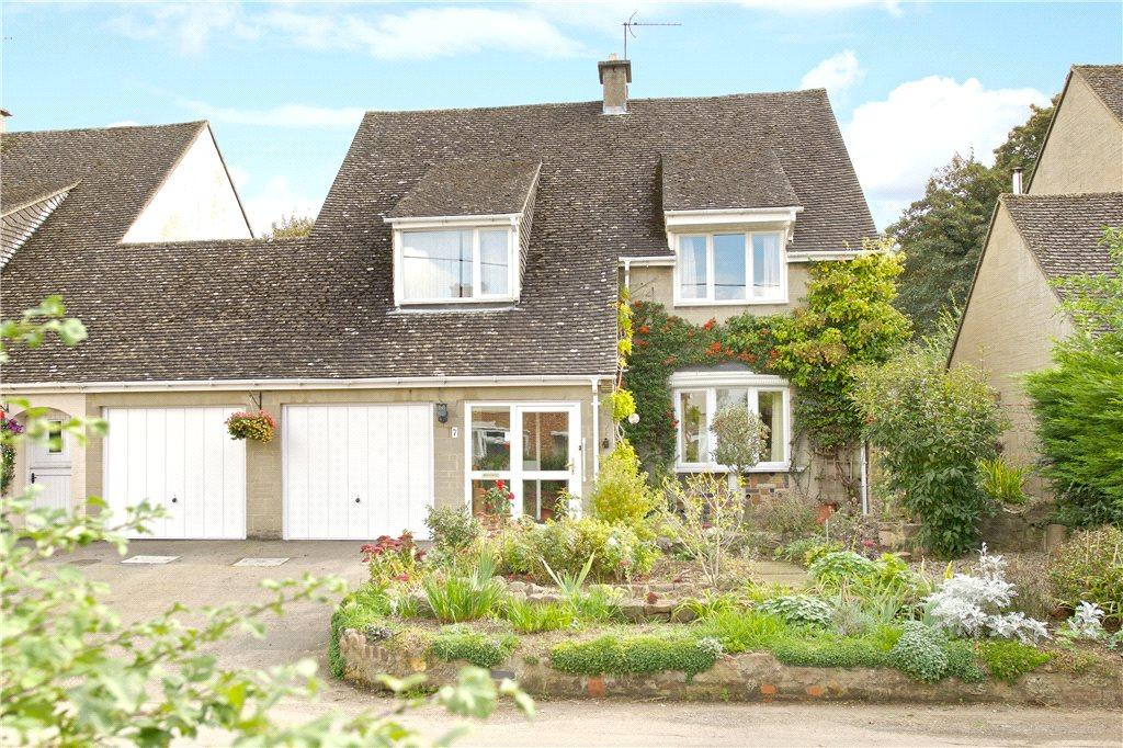 4 Bedrooms Detached House for sale in Evenley Road, Mixbury, Oxfordshire