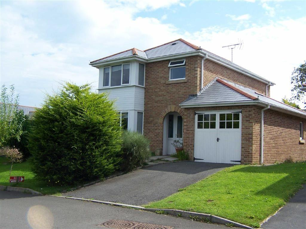 3 Bedrooms Detached House for sale in Cwrt Y Brenin, Ffos-Y-Ffin, Ceredigion