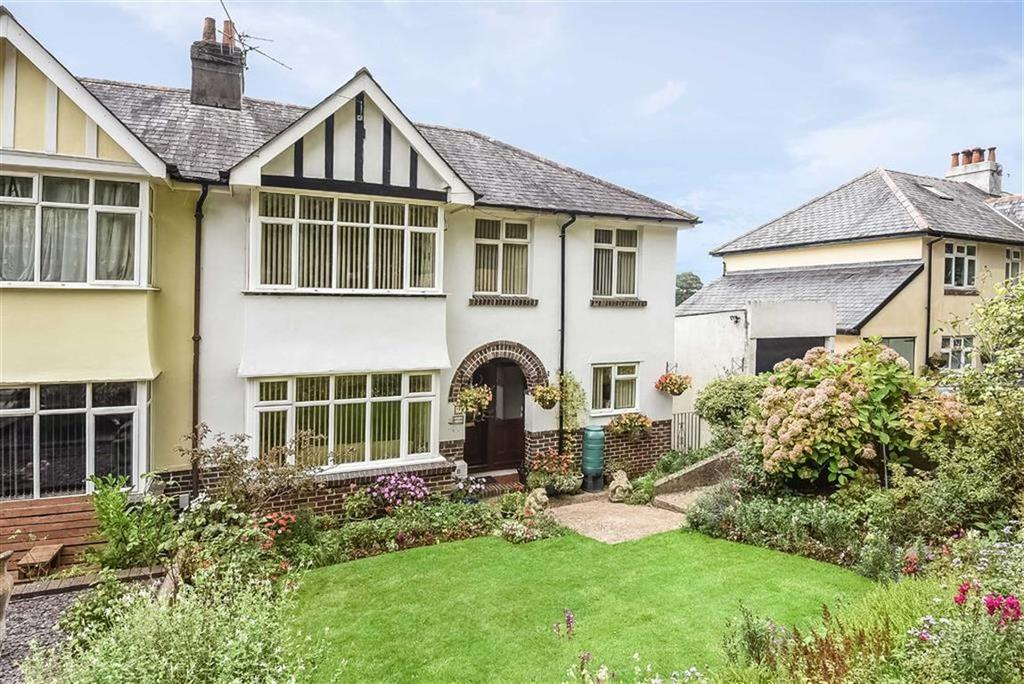 3 Bedrooms Semi Detached House for sale in Follaton, Plymouth Road, Totnes, Devon, TQ9