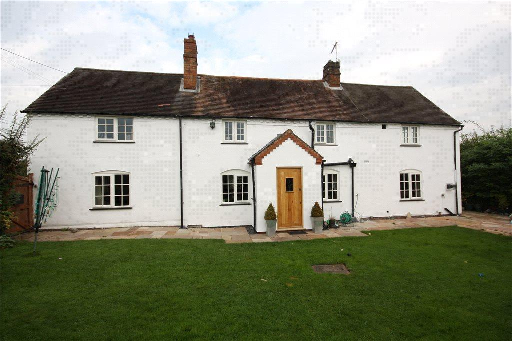 3 Bedrooms Detached House for sale in Plough Road, Tibberton, Droitwich, Worcestershire, WR9