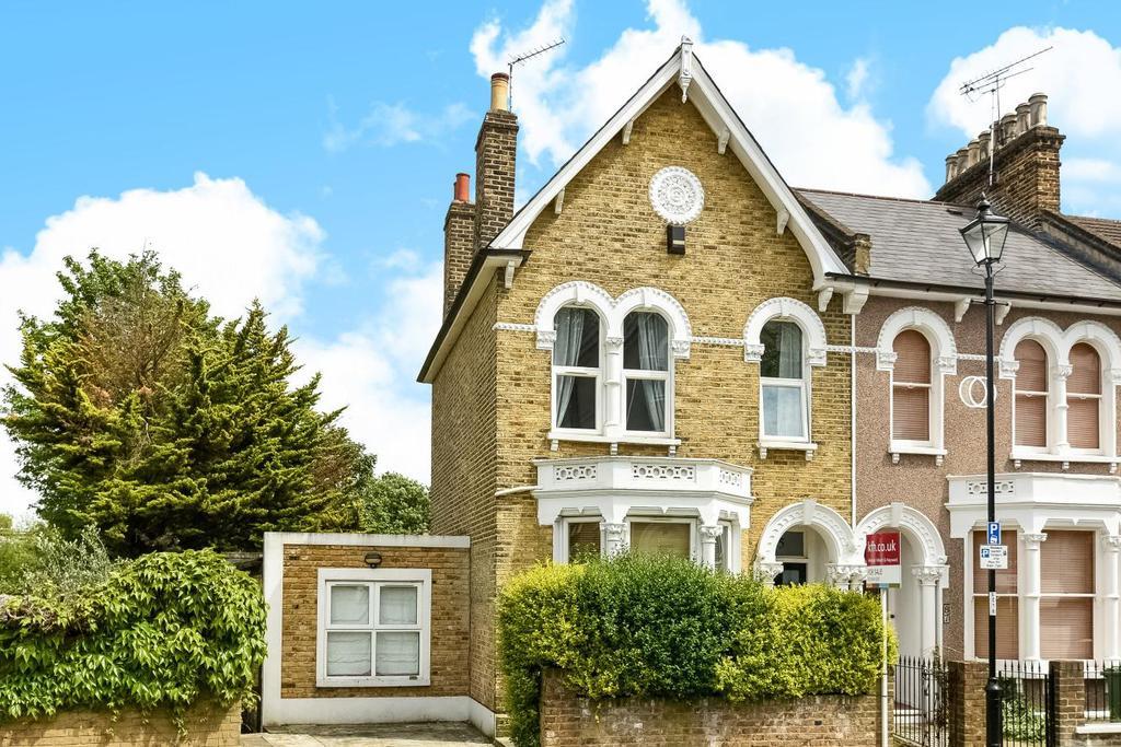5 Bedrooms Terraced House for sale in Algernon Road, Lewisham, SE13