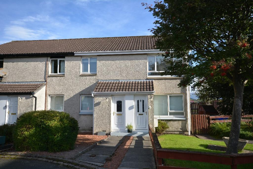 2 Bedrooms Flat for sale in Lamberton Avenue, Broomridge, Stirling, Stirling, FK7 7TT