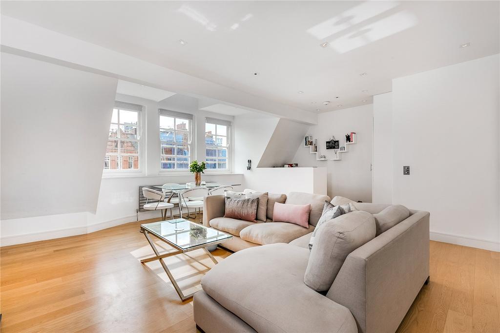 1 Bedroom Flat for sale in Pont Street, Knightsbridge, London