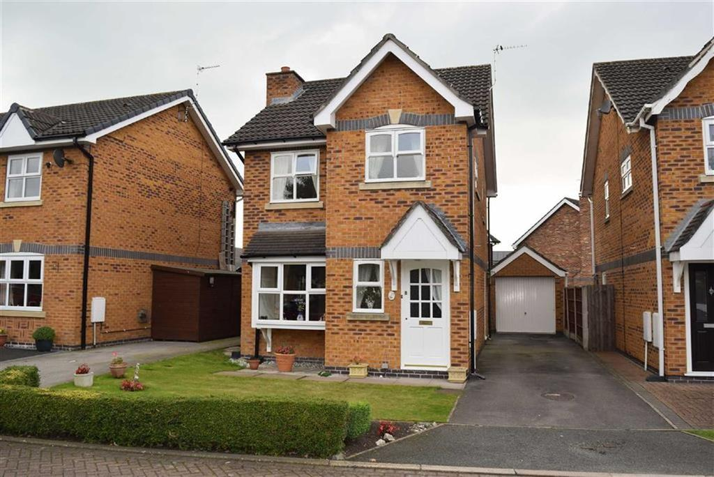 3 Bedrooms Detached House for sale in Broxton Avenue