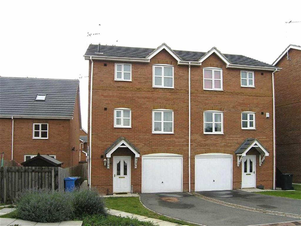 3 Bedrooms Semi Detached House for sale in Briarwood Close, Whisperwood Way, Hull