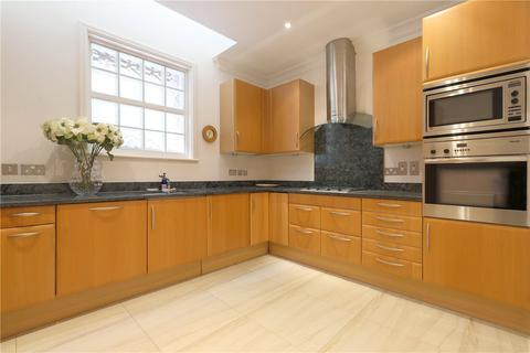 4 bedroom house to rent - Montagu Mews West, Marylebone, London, W1H