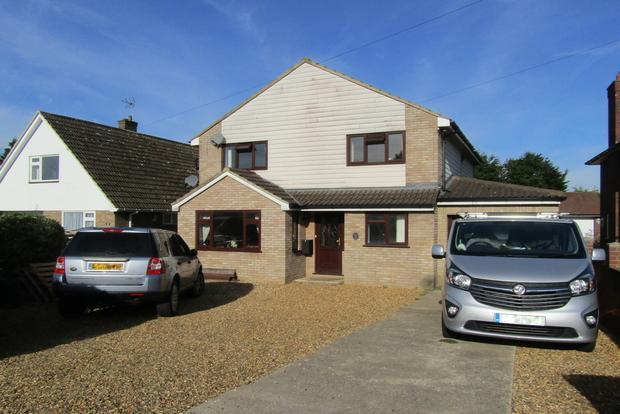 4 Bedrooms Detached House for sale in Markyate Road, Slip End, LU1