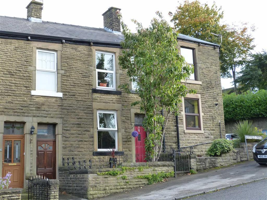 3 Bedrooms Terraced House for sale in Whitfield Cross, Glossop