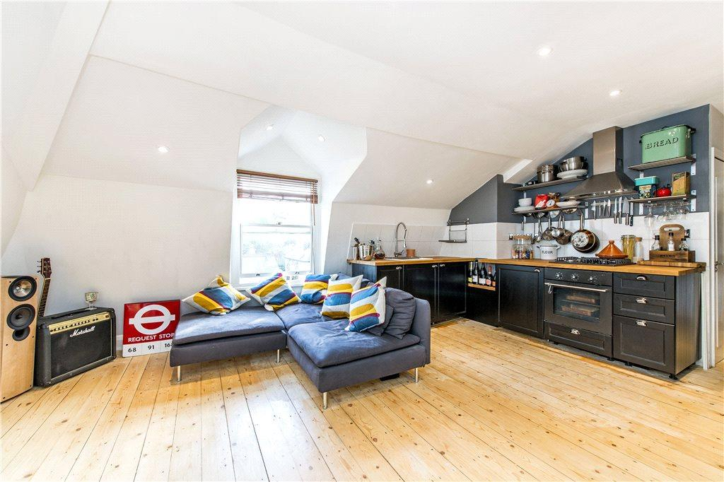 1 Bedroom Flat for sale in Norwood Road, London, SE24