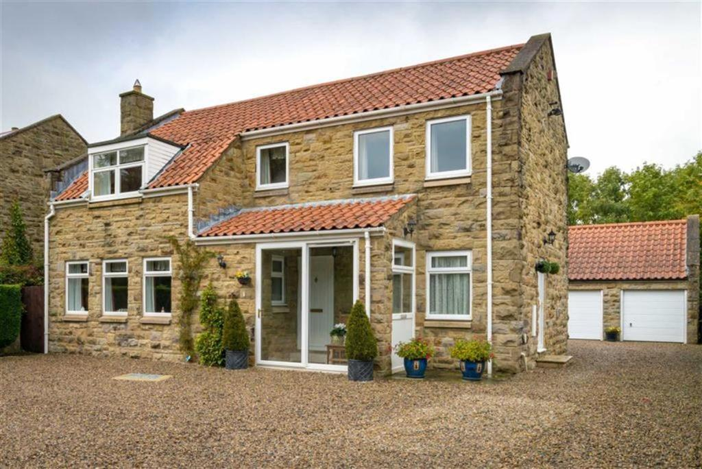 4 Bedrooms Detached House for sale in Highcliffe Edge, Winston, Darlington