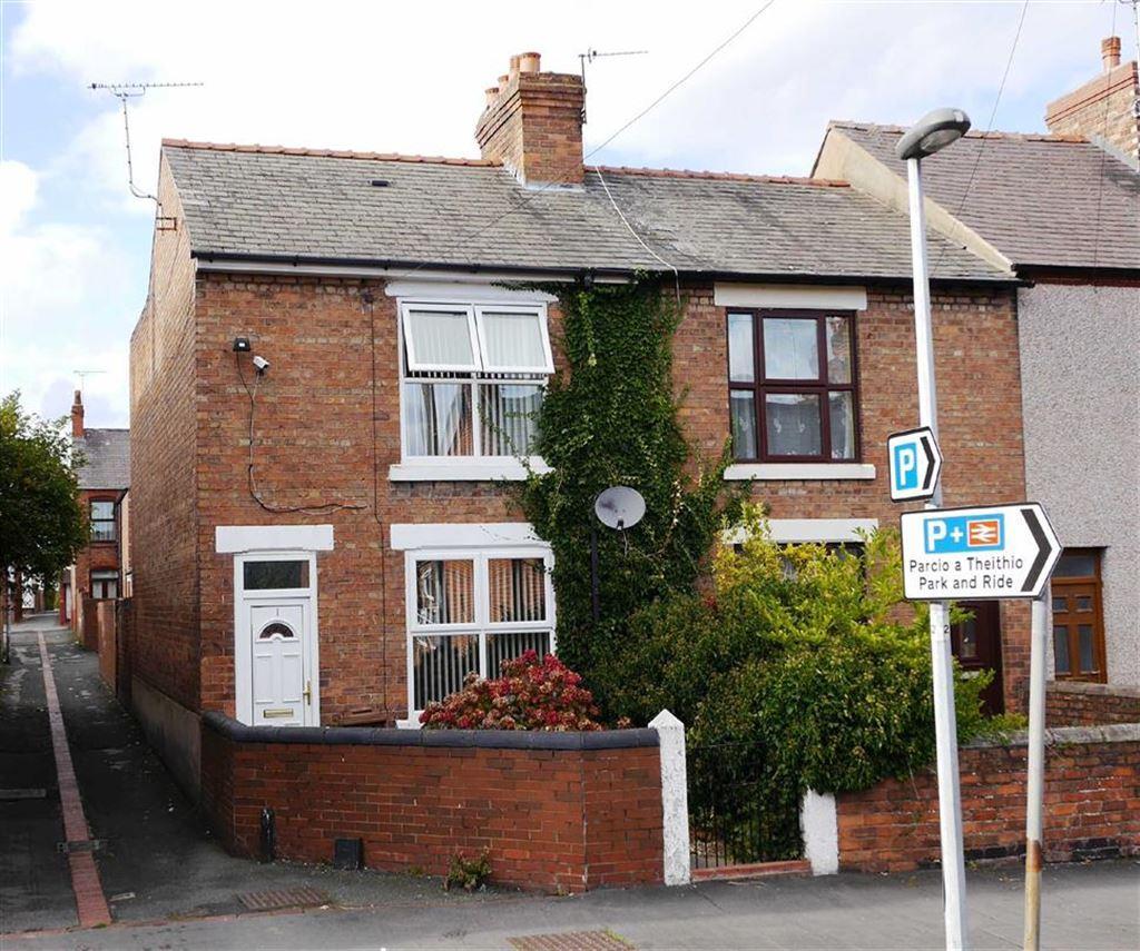 2 Bedrooms Terraced House for sale in King Edward Street, Shotton, Deeside, Flintshire