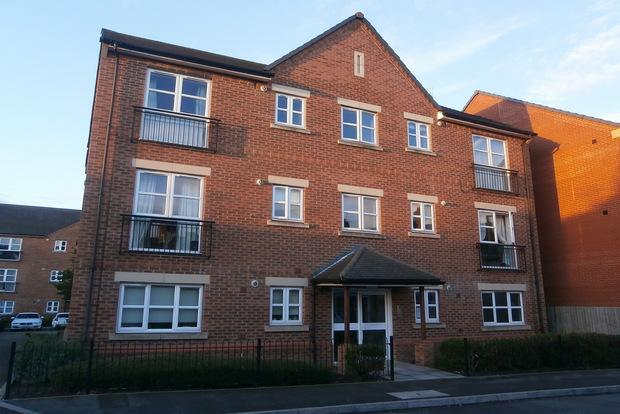 2 Bedrooms Flat for sale in 110, Knighton Lane, Aylestone, Leicester, LE2